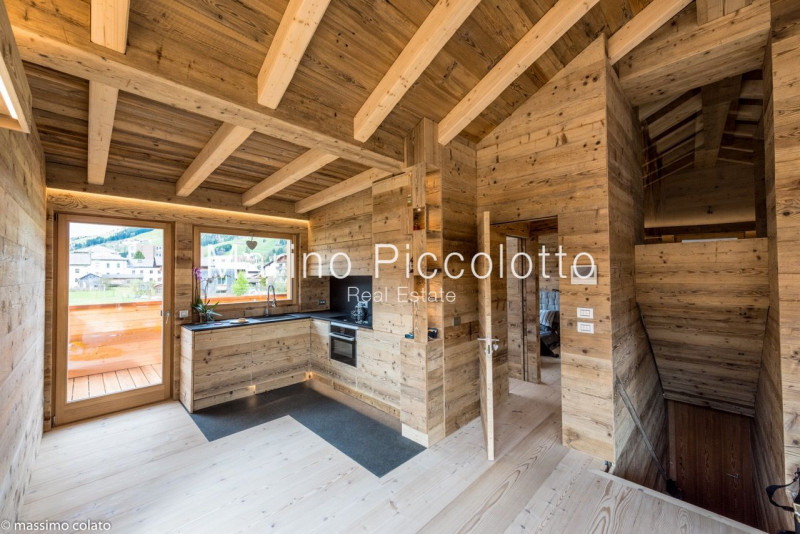 San Candido - Attico in vendita - Luxury Chalet.