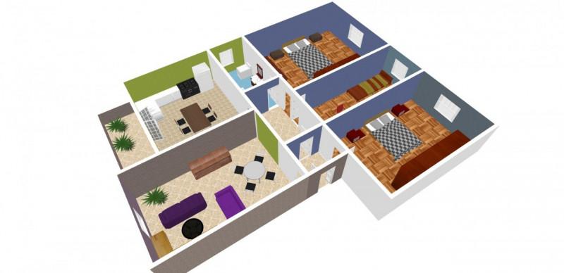 Appartamento in buone condizioni in vendita Rif. 4098709