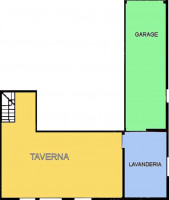 V109 SELVAZZANO appartamento due camere + tav + doppio garage