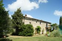 Casale, rustico in pietra, posizione panoramica e dominante