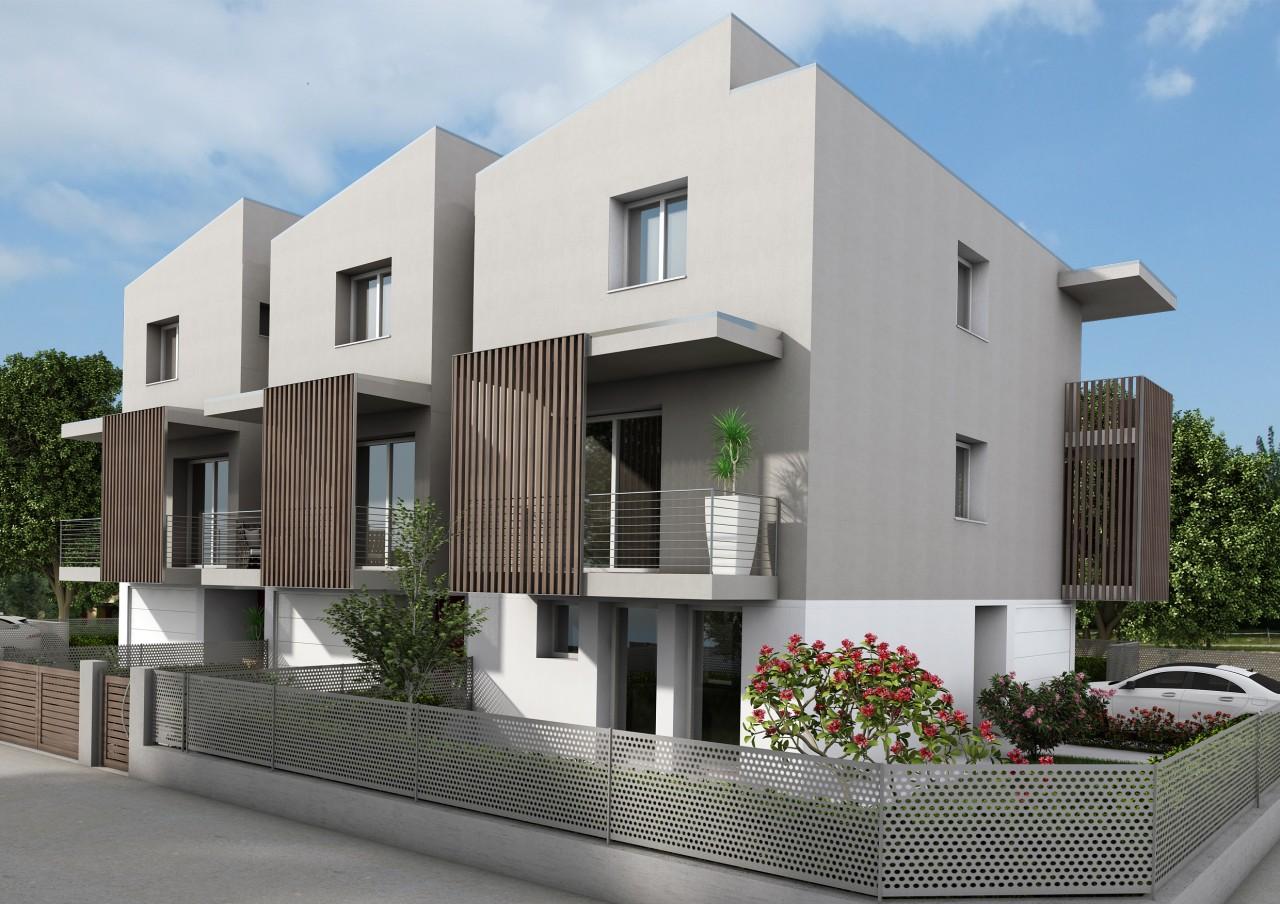 Vicenza villetta nuova ad alta efficienza energetica for Piani di casa ad alta efficienza