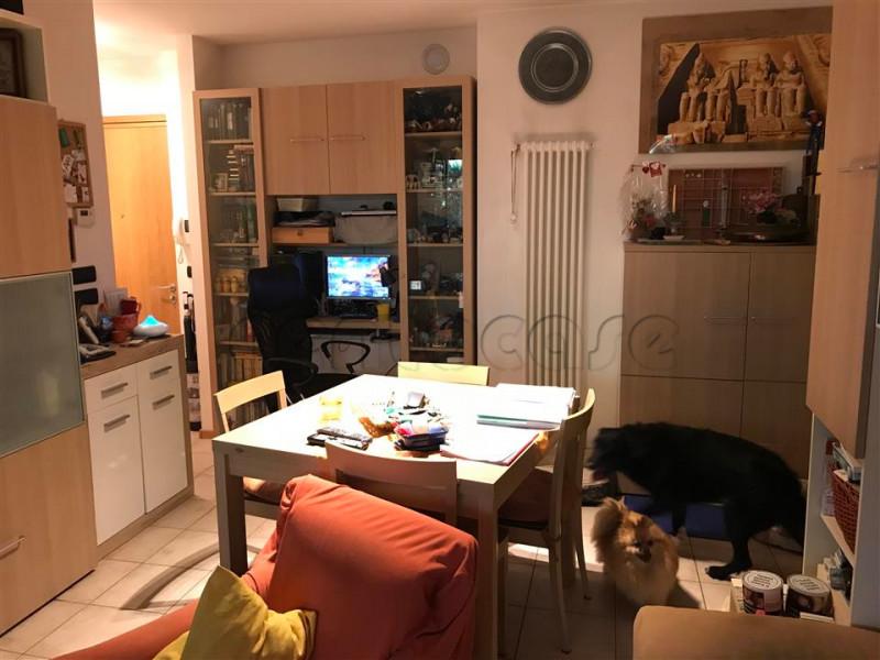 Laives, zona San Giacomo, appartamento trilocale con giardino