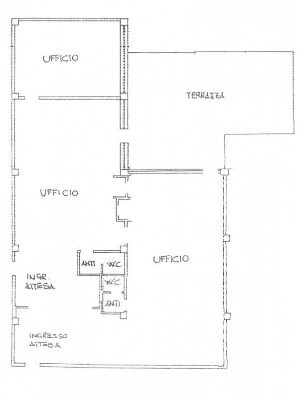 Ufficio / Studio in affitto a Villorba, 3 locali, zona Zona: Lancenigo, prezzo € 1.450 | CambioCasa.it