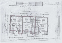 Trifamiliare centrale al grezzo Arlesega Mestrino