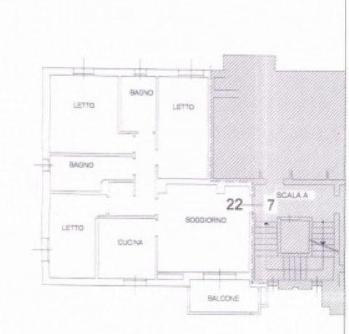 Appartamento in vendita Rif. 9573835