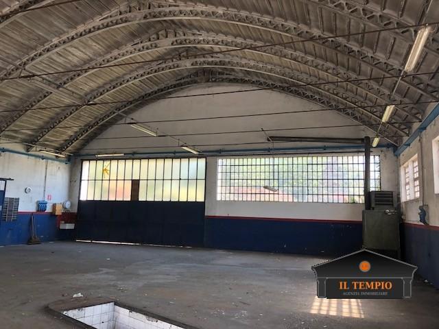 Magazzino - capannone in vendita Rif. 6505347