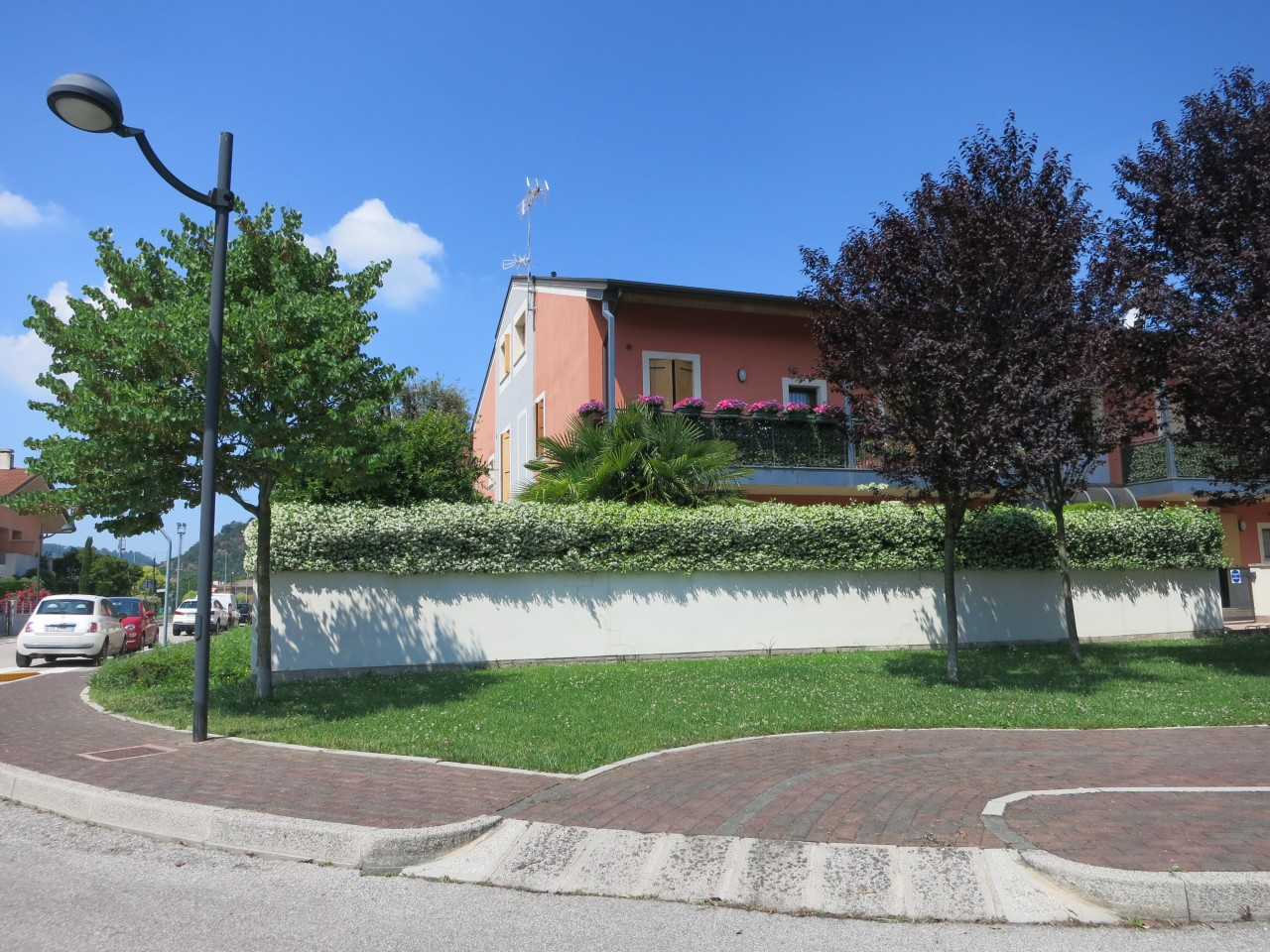 ABANO TERME: Recente appartamento al piano terra con giardino esclusivo!