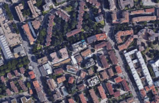 Via Sassari, residence con stanze completamente ristrutturate