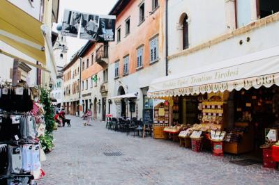 Grande appartamento in centro a Levico Terme