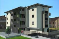 Appartamento con 2 camere nuovo a Pergine