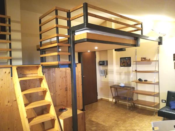 Appartamento in affitto a Montichiari, 2 locali, zona Località: Montichiari - Centro, prezzo € 380   CambioCasa.it