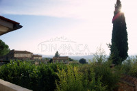 Small apartment with panoramic views in Iano, Montaione