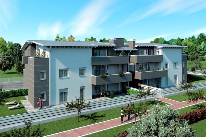 Attico / Mansarda in vendita a Rubano, 5 locali, zona Località: Rubano - Centro, prezzo € 348.000   CambioCasa.it