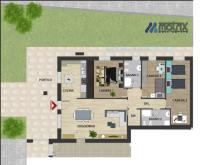 Appartamento Albignasego nuovo classe A 4  giardino mq 113
