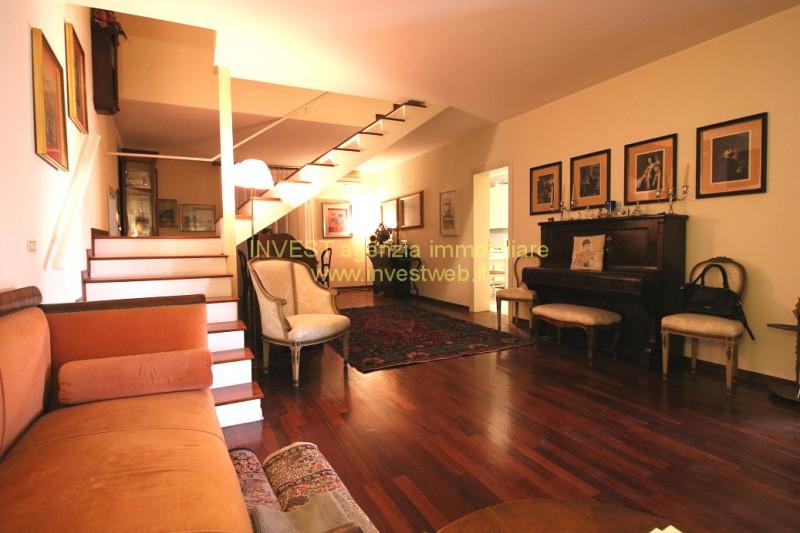 Appartamento in buone condizioni arredato in vendita Rif. 8813390