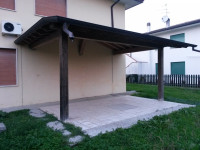 Vendesi appartamento molto grande a Torreglia Centro con giardino privato