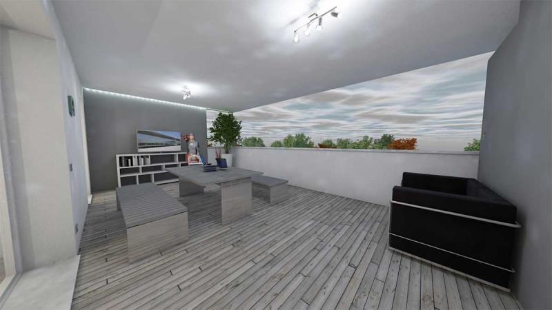 CENTRO PAESE GRANDE 3 CAMERE CON TERRAZZI - https://media.gestionaleimmobiliare.it/foto/annunci/190104/1903639/800x800/004__app_5-terrazzo-2.jpg