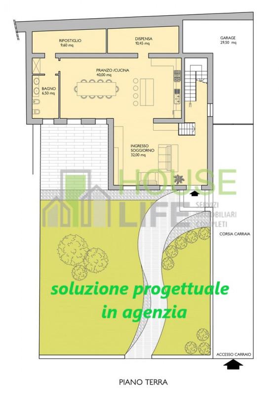 Villa in vendita a Piovene Rocchette, 4 locali, zona Località: Piovene Rocchette - Centro, prezzo € 85.000 | CambioCasa.it