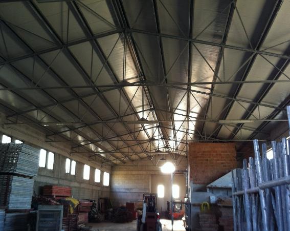 Magazzino - capannone in discrete condizioni in vendita Rif. 9301672
