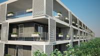 Tor Cervara - trilocale di nuova costruzione con giardino