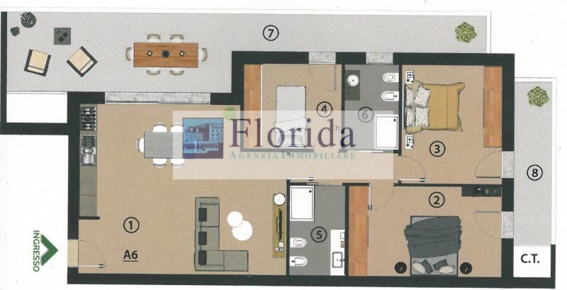 Appartamento in vendita Rif. 9655822
