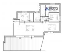 Attico Voltabarozzo Pd Zona giorno 52 mq terrazzo 50 mq nuova costruzione