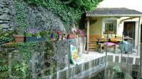 Prato Isarco: Casa indipendente con giardino, bosco e prato