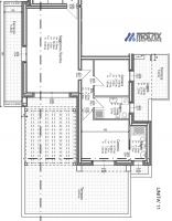 Appartamento Legnaro ultimo piano Terrazzo 97 mq Classe A4