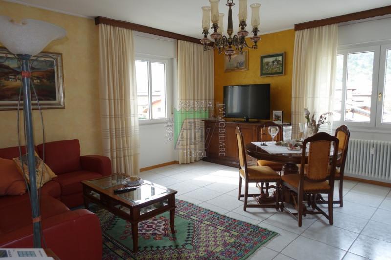 Appartamento in buone condizioni arredato in vendita Rif. 9985282