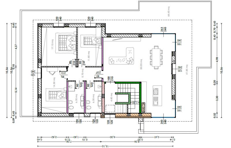 Appartamento in vendita a Zanè, 4 locali, zona Località: Zanè, Trattative riservate | CambioCasa.it