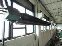 capannone con carro ponte - 1300 mq - POSMON DI MONTEBELLUNA (TV)