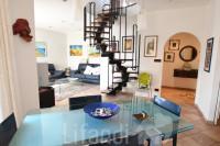 Merano, via E. Toti: trilocale duplex con balcone e garage
