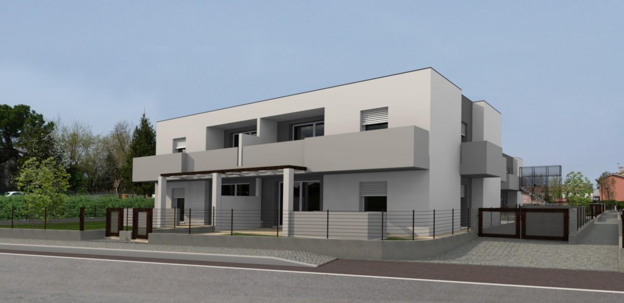 3 camere 2 bagni - 87 mq calp. / 150 mq giardino - A4 - CATENA di VILLORBA (TV)