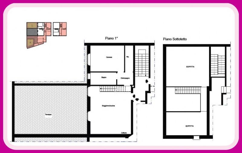 Quadrilocale ristrutturato in vendita Rif. 10537945