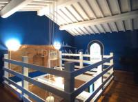 Cappella convertita in immobile di design, san miniato pisa