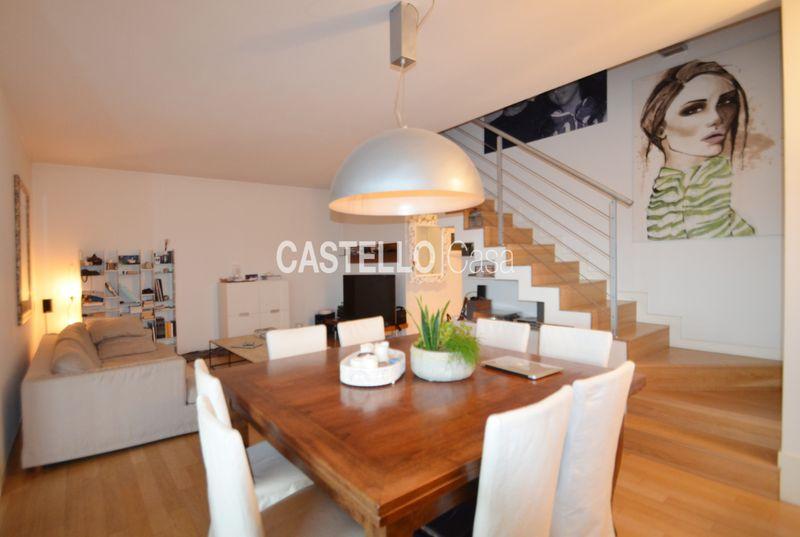 Attico / Mansarda in vendita a Castelfranco Veneto, 3 locali, prezzo € 295.000 | PortaleAgenzieImmobiliari.it