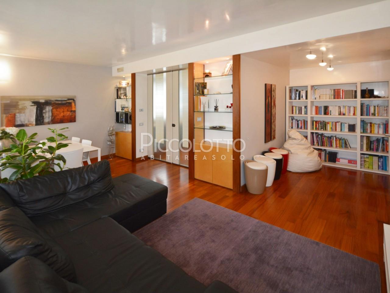 Asolo - Appartamento su due livelli in affitto