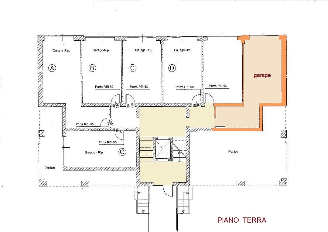 D278 Nuovo appartamento tricamere su due livelli in vendita ad Albignasego Array