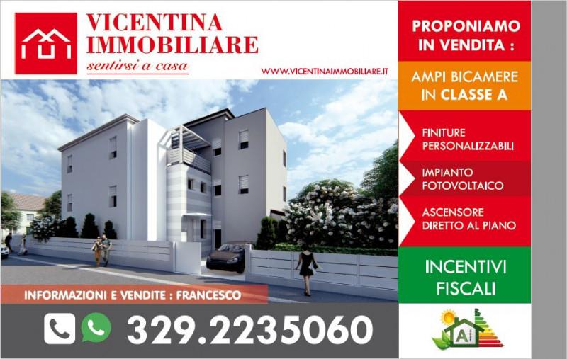 Appartamento in vendita a Vicenza, 4 locali, zona Località: Legione Antonini, prezzo € 300.000 | CambioCasa.it