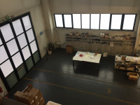 Camin Padova, Capannone Laboratorio di Mq 2750 totali con Mq 380 Uffici