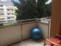 Merano, via Wolkenstein trilocale luminoso con ampio balcone