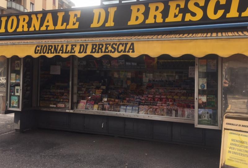 Vendita Edicola/Cartoleria/Regalo Attività commerciale Brescia Via Ottorino Villa 182402