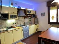MEJANIGA: attico di mq 150 - 2 caminetti - garage doppio