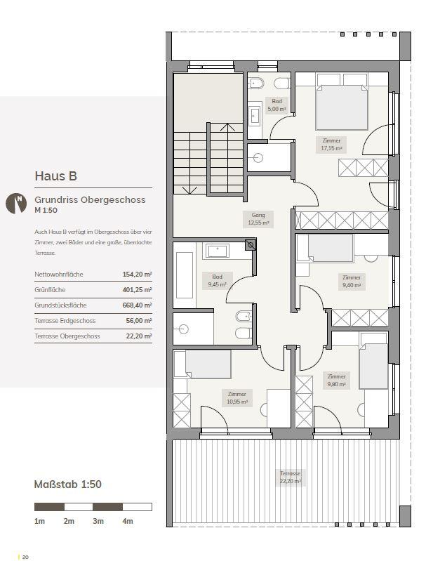 Elegante progetto Villa bifamiliare, unità B, Maia Alta, Merano