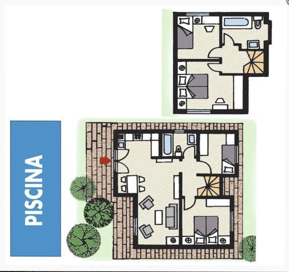 Villa in affitto a Rosolina, 7 locali, zona Zona: Albarella, Trattative riservate | CambioCasa.it