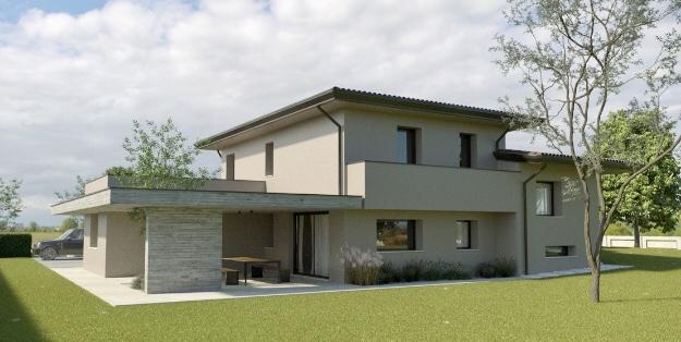 Vendo casa singola terratetto Camposampiero (PD)